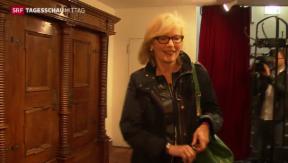 Video «Regine Aeppli tritt zurück» abspielen