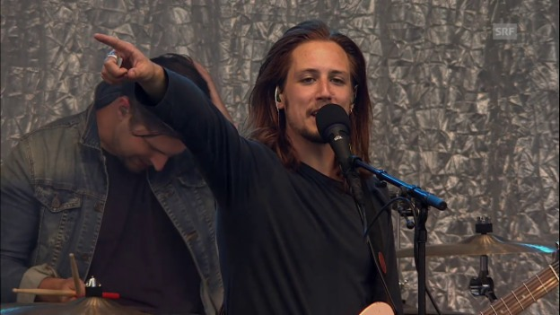 Video «YOKKO - «River» Heitere Open Air 2017» abspielen