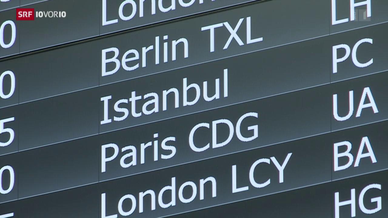 FOKUS: Angst vor Terror beeinflusst den Tourismus