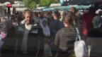 Video «Neuer Terroranschlag in Frankreich verhindert» abspielen