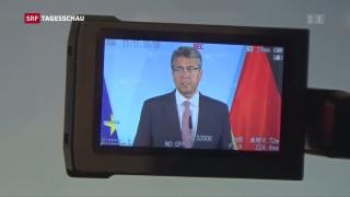 Video «Deutschland verabschiedet sich vom Partner Türkei» abspielen