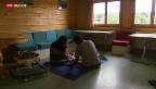 Video «Weniger Asyl-Anträge» abspielen