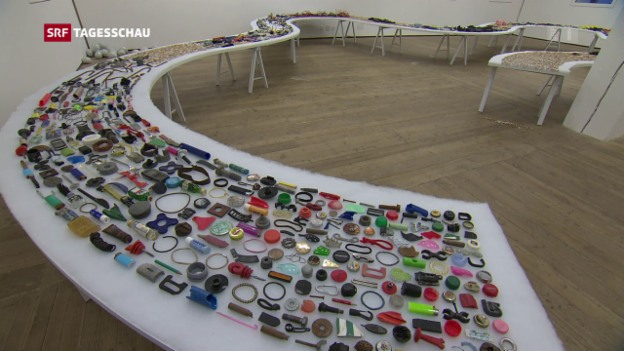 Video «Abfall als Ausstellungsobjekt» abspielen