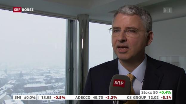 Video «SRF Börse vom 31.01.2019» abspielen