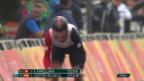 Video «Machtdemonstration – 2. Olympiagold für Cancellara im Zeitfahren» abspielen