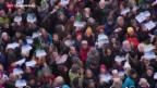 Video «Weltweite Klima-Demonstrationen» abspielen