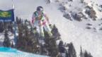 Video «Ski: Super-G, Lake Louise, Lindsey Vonn» abspielen