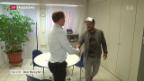 Video «Flüchtlingsbetreuung im Kanton Schaffhausen» abspielen