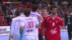 Video «Handball: Swiss Cup, Schweiz-Kroatien» abspielen