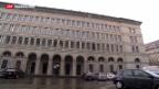 Video «SNB erwartet Jahresgewinn von rund sechs Milliarden Franken» abspielen