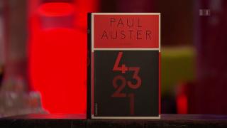 Video ««4 3 2 1» von Paul Auster (Rowohlt)» abspielen
