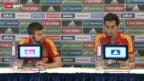 Video «Fussball: News zu Confed Cup» abspielen
