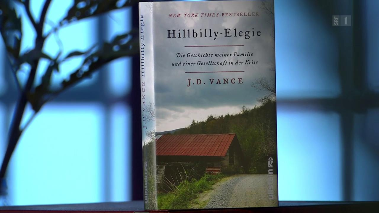 «Hillbilly-Elegie» von J.D Vance (Ullstein)