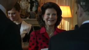 Video «Parlament gratuliert Königin Silvia zum 70. Geburtstag» abspielen