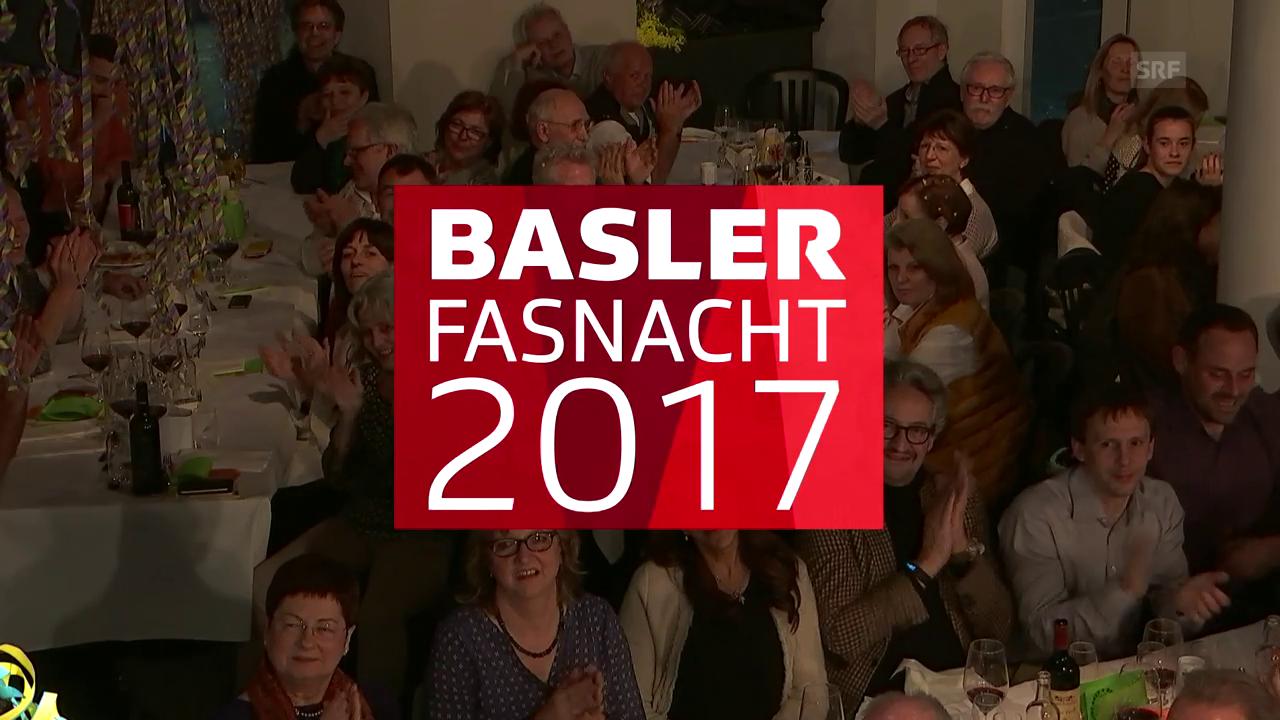 Basler Fasnacht vom 11.03.2017: Querschnitt