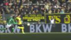 Video «Fussball: YB - St.Gallen («sportpanorama»)» abspielen