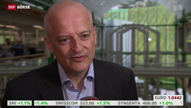 Video «SRF Börse vom 19.05.2015» abspielen