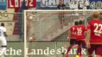 Video «Fussball: Super League, Traumtor Muntwiler Vaduz - FCZ» abspielen