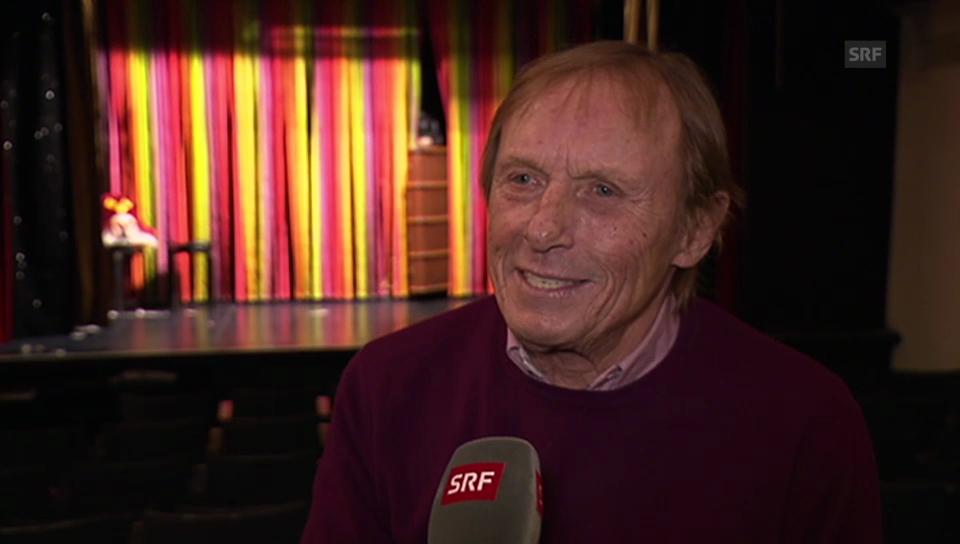 Claus Theo Gärtner über seine Integration in Basel