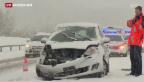 Video «Erster Schnee im Flachland» abspielen