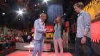 Video «Chiara Iten und Marius Högger» abspielen