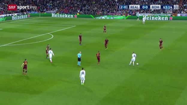Video «Das 1:0 durch Ronaldo» abspielen