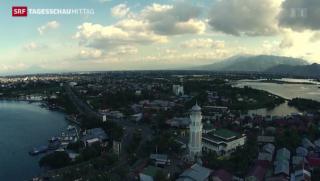Video «Zehn Jahre nach dem Tsunami auf Sumatra» abspielen
