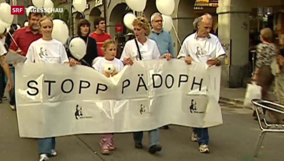 Parlament verabschiedet Gegenvorschlag zur Pädophilen-Initiative