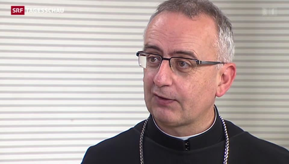 Abt Martin Werlen tritt zurück