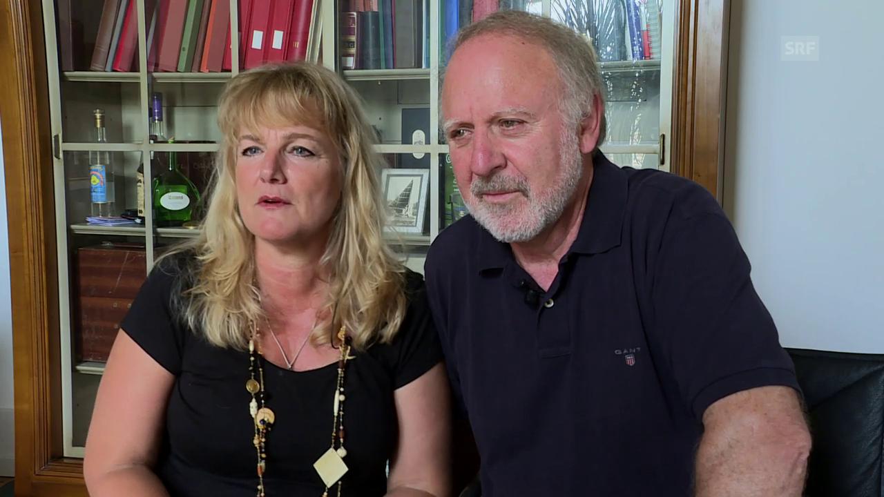 Livia und Peter Reber