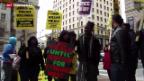 Video «Bei Freispruch drohen neue Unruhen» abspielen
