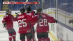 Video «Hockey-Frauen besiegen Deutschland» abspielen