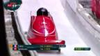 Video «Bob: Schweizer Zweier ohne Chance» abspielen