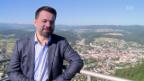 Video «Daniel Spinnler: Der Stapi von Liestal zeigt seine Lieblingsstadt» abspielen