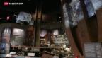 Video «9/11-Memorial: Grab und Museum zugleich» abspielen