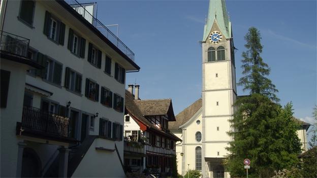 Glockengeläut der reformierten Kirche in Wädenswil