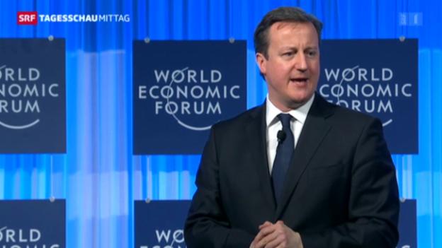 Video «Cameron will kein Land namens Europa» abspielen
