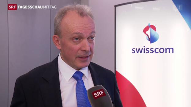 Video «Stellenabbau bei der Swisscom» abspielen