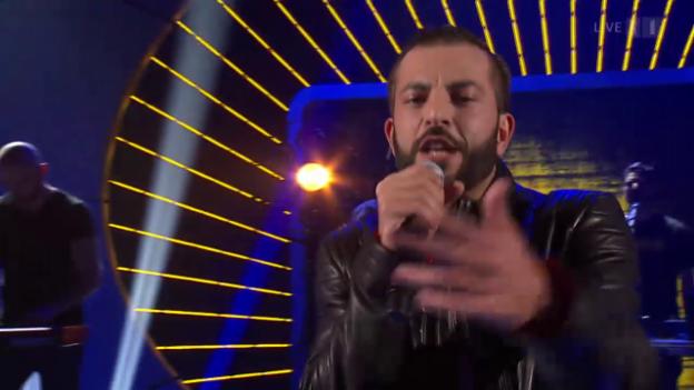 Video «Bligg mit «Lah sie redä»» abspielen
