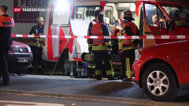 Video «IS beansprucht Axt-Attacke in Deutschland für sich» abspielen