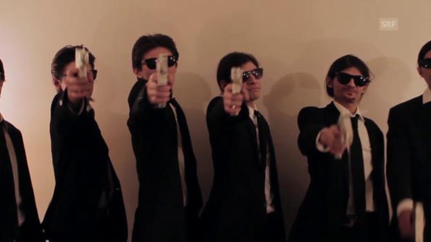 Video «Trailer von «The Wolfpack»» abspielen