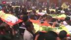 Video «Gewaltspirale im Nahen Osten» abspielen