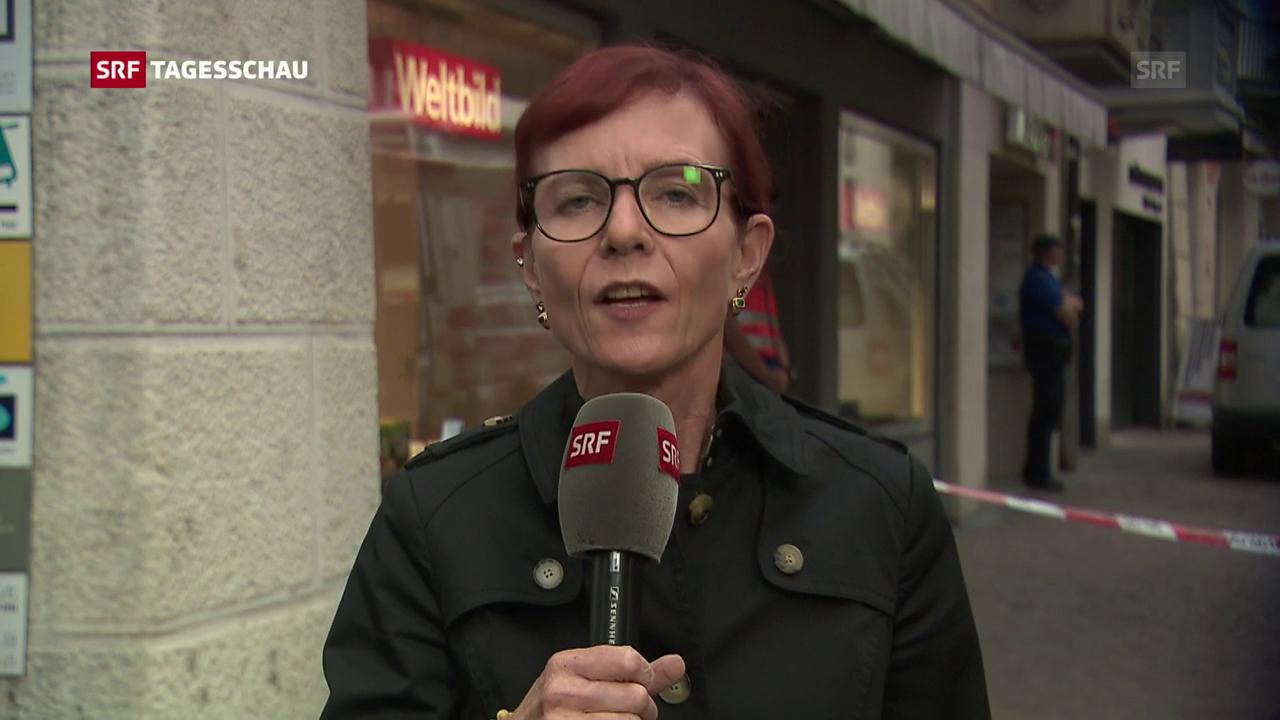 Einschätzungen von SRF-Korrespondentin Brigit Weibel