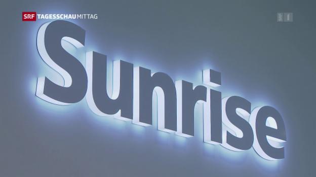 Video «Sunrise verkauft ihre Handyantennen und mietet sie zurück» abspielen