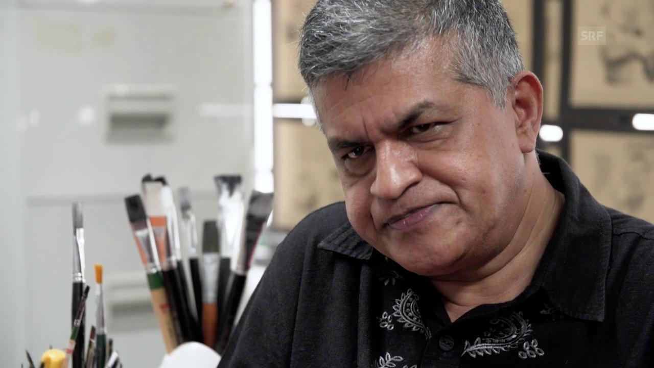 Karikaturist Zunar: «Lachen ist der beste Protest»