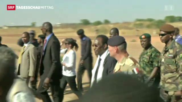 Krieg gegen Islamisten in Mali