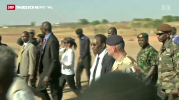 Video «Krieg gegen Islamisten in Mali» abspielen