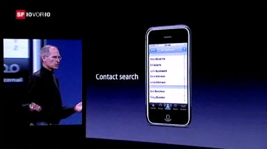Video «Die Handyrevolution kommt» abspielen