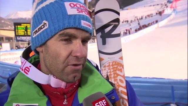 Interview mit Didier Défago («sportlive»)