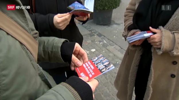 Video «Abzocker-Initiative: Das sagen Gegner und Befürworter» abspielen